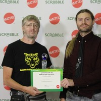 World Scrabble champion defends crown with 'Ghostier'