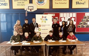 Pupils receive self-esteem lessons as part of health initiative