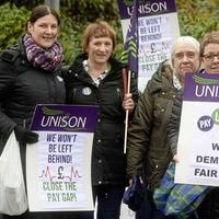 Healthcare workers say strike is 'last resort' as civil servants warn of impact on patients