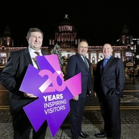 Visit Belfast celebrates two decades of tourism revitalisation as city flourishes