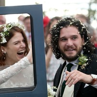 Kit Harington and Rose Leslie to appear at MS fundraiser