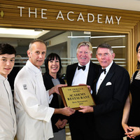 The Academy at Ulster University wins restaurant of the year award