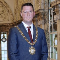 Belfast mayor John Finucane referred to watchdog for urinating in street
