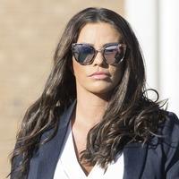 Ex-glamour model Katie Price declared bankrupt