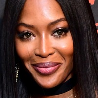 Naomi Campbell: I don't think of myself as an icon