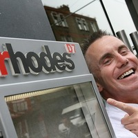 Gary Rhodes: the smiling, spiky-haired saviour of the British menu