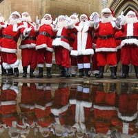 Santa School opens to new batch of Father Christmases