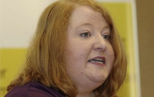 'Lame donkey' Brexit must be reconsidered, says Alliance leader Naomi Long