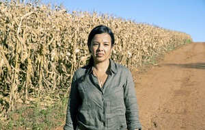 Liz Bonnin on the meat industry: 'I can see myself getting into complete vegetarianism very soon'