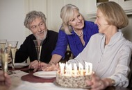 MATURE WELL How health gets better with age. This week: Happiness