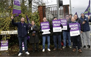 Workers at three major hospitals to strike over pay and staffing levels