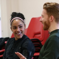 Strictly's Alex Scott not scared to take on samba this weekend