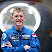 Tim Peake: Investment in R&D allows UK to reap rewards