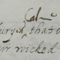 Handwriting suggests Queen Elizabeth I translated ancient Roman manuscript