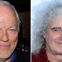 Brian May and David Gilmour gift guitars to Christmas cancer auction