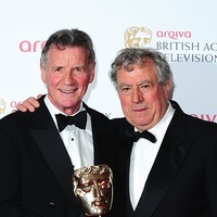 Michael Palin: Terry Jones is laughing at his own jokes