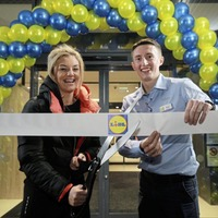 Lidl marks return to Dundonald with new concept store