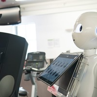 Scientists develop robot personal trainer to coach at gym