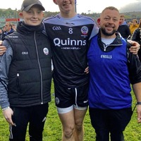Kilcoo stalwart Caelan McEvoy comes through battle with illness to inspire Down champions in Ulster decider
