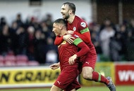 Cliftonville hope to keep hold of fans' favourite Conor McDermott says boss Paddy McLaughlin
