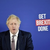 Johnson warns Trump to stay out of election ahead of president's UK visit