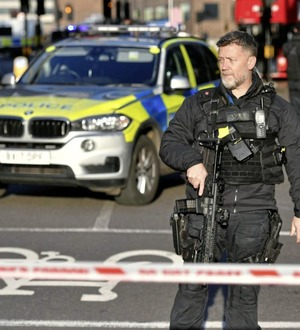 London Bridge terrorist killed two people before being shot dead