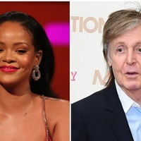 Sir Paul McCartney and Rihanna reunited in most surprising way