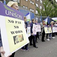 Warning of 'significant disruption' to health services ahead of strikes