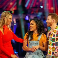 Alex Scott shares heartfelt message after Strictly elimination