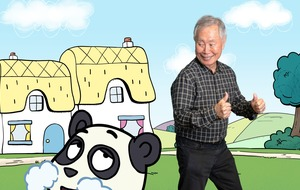 Star Trek's George Takei joins the pre-school universe