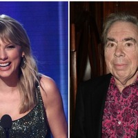 Taylor Swift tells Andrew Lloyd Webber what she loved about being in Cats