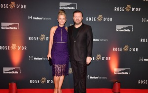 Ricky Gervais among winners at 2019 Rose d'Or Awards