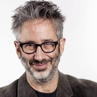 David Baddiel: A lot of comedy is about proving that adulthood doesn't really exist