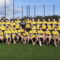 The U16 'Invincibles' of St Enda's, Glengormley writing their own history