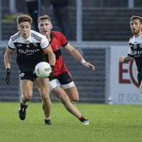 Kilcoo's Aaron Branagan: 'I looked at Mickey Moran and I just thought: 'I know this man is going to bring us over the line.'