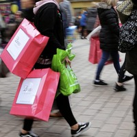 Brief Brexit respite for shoppers, as focus turns to Christmas