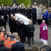 Gracie Leigh Gordon (14) funeral: 'She had a hug for everyone'