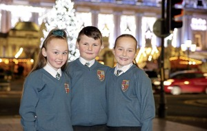 Caring west Belfast pupils make history by addressing council chamber on homelessness