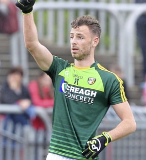 Coleraine will be my sole focus: ex-Antrim ace Matthew Fitzpatrick
