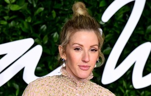 Ellie Goulding says she relied on alcohol to become 'more interesting'