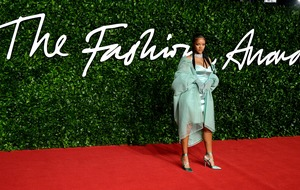 From Rihanna to Naomi Campbell, stars light up Fashion Awards red carpet