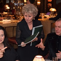 Imelda Staunton and Dame Emma Thompson among stars serving diners at The Ivy