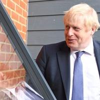 You've got dandruff, Army veteran tells Boris Johnson