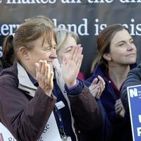 Royal College of Nursing members begin industrial action