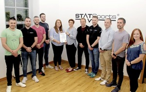 STATSports awarded accreditation for data security processes
