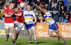 Tyrone SFC final live stream was subject to 'cyber attack'