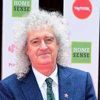Queen's Brian May says he is 'hot to trot' after leg op