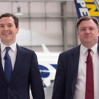 Old sparring partners Osborne and Balls reunite for ITV election night coverage