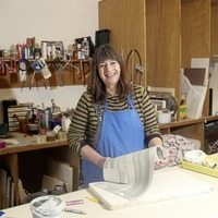 Fragile memories sewn up in award-winning ceramic artist Anne Butler's work