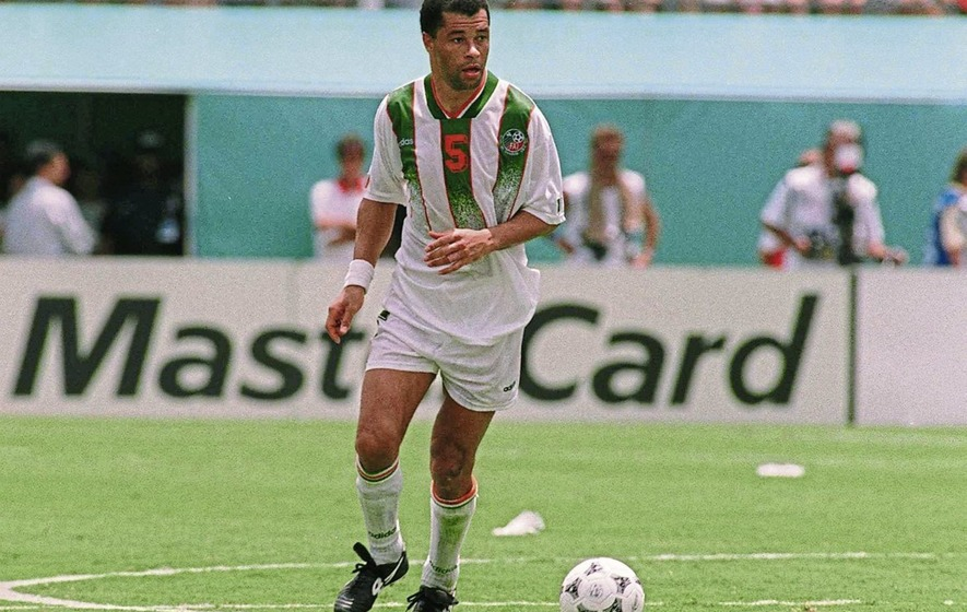 Brendan Crossan: There was nobody better than Republic of Ireland's Paul McGrath